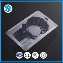 Underware Low Price Clamshell Fork Blister Packaging Box