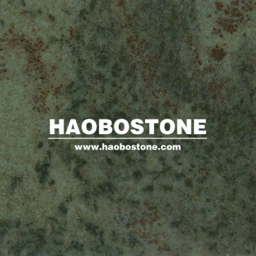 Imported Indian Tropical Green Granite Slab
