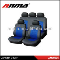 Looks beautiful and touch comfortable racing car seat cover