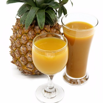 Pineapple juice concentrate, sugar free