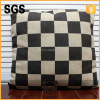 hot sale square fabric for covering sofa cushions can be customized