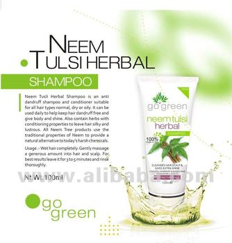 Neem Tulsi Herbal Shampoo