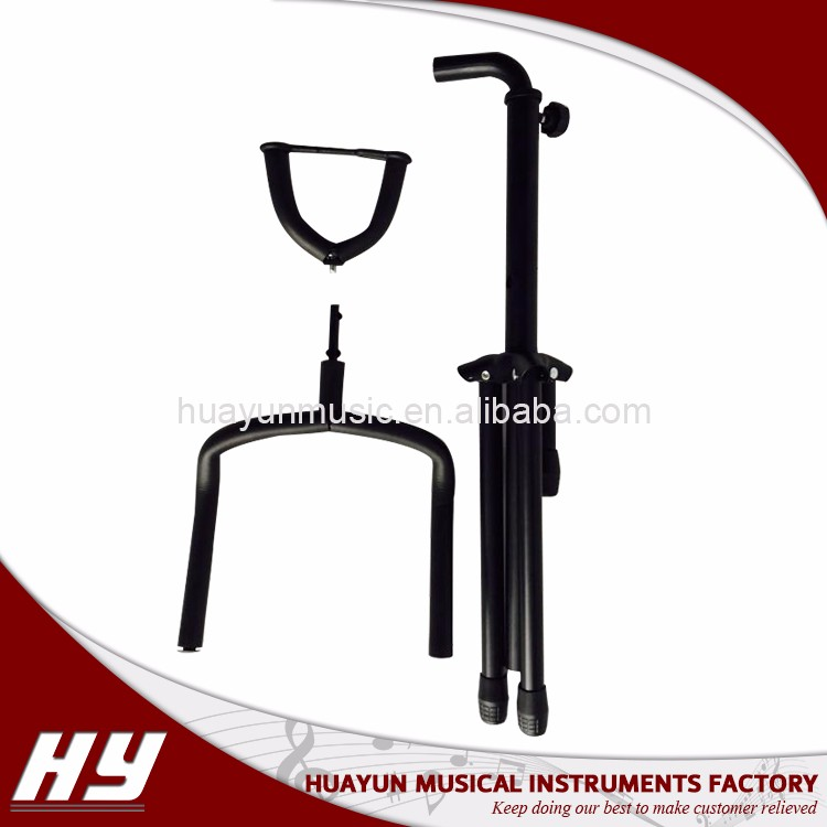 Wholesale guitar accessories guitar support/vertical folding guitar stand