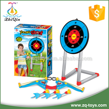 Good quality outdoor plastic shooting target for kids