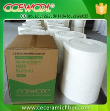 Ceramic Fiber Blanket for electric furnace insulation