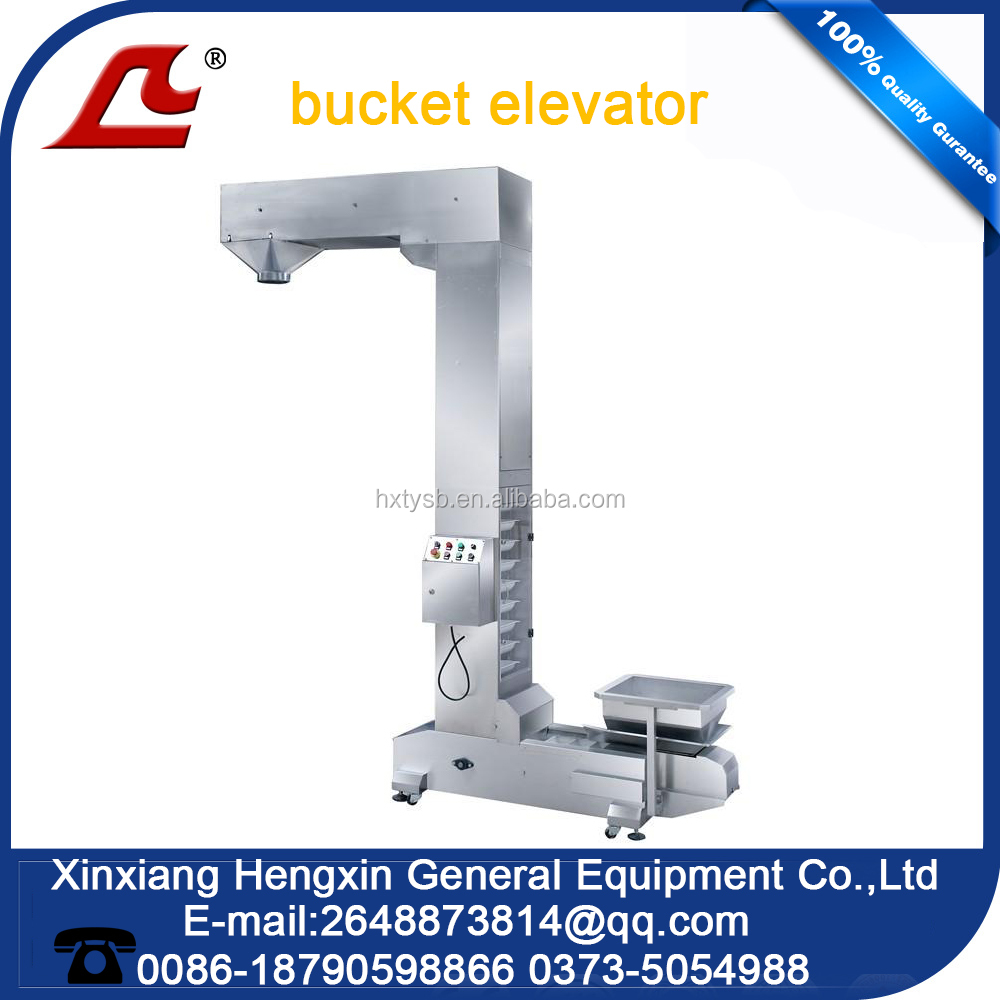 Food grade Z type bucket elevator made in China