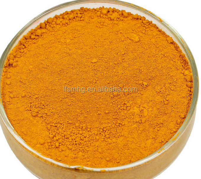 BEST PRICE! Iron oxide orange pigment powde on sale