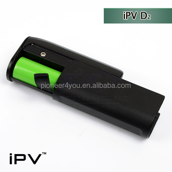 Temp control iPV D2 box mod pioneer4you hot sale iPV D2 wholesale china factory
