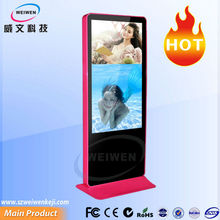 55 inch Windows PC network wifi 3g LCD digital sigange display advertising devices