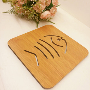Creative Top Quality Wood Pallet Coasters Drink Coaster Cup Mats&Pads Set