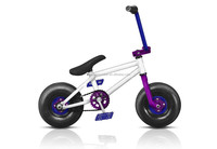 10inch downhill racing mini bmx halfpipe bike with 3pcs crank set for sale