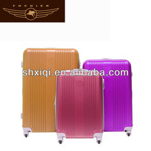 cute fashion suitcase 2014 hard luggages trolley case for school