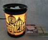 Metal Birdcage Electrial Candle Warmer Aroma oil burner
