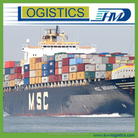 Container cargo transportation to Jacksonville USA from China