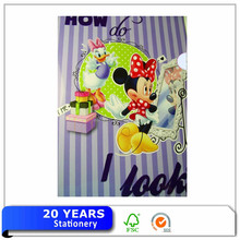Stationery Practical File Decoration With School File Presentation L Folder