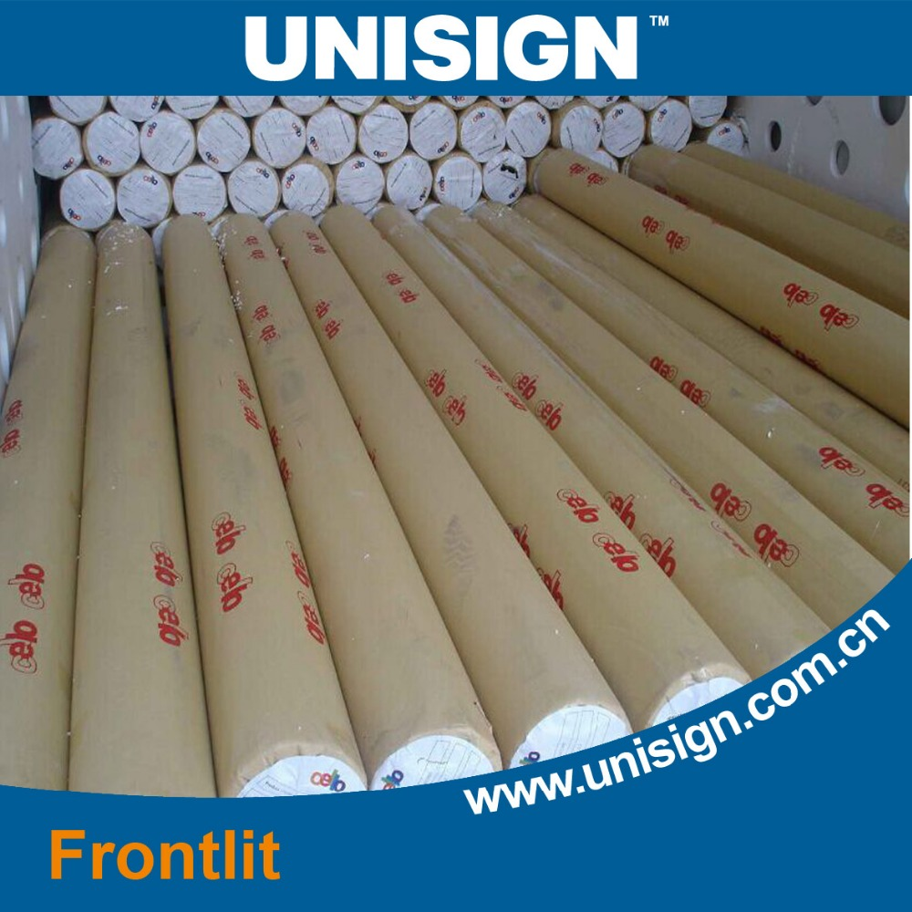 Unisign Coated Frontlit pvc Flex Banner eco solvent Printing