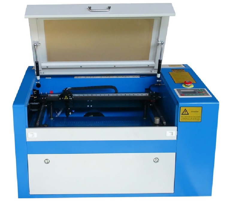 co2 desktop laser engraving machine shenhui laser engraver sh-g350