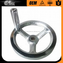 Agricultural Spoked Stainless Handwheel