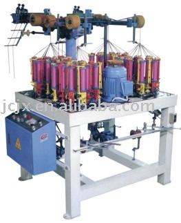 High Speed Rope/Belt Braiding Machine