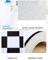 white felt backing flooring roll best selling
