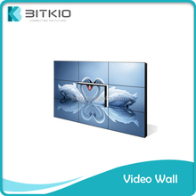 2016 Top Quality 55 Inch High Brightness Affordable LCD Wall Video for Business