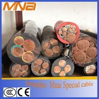 PVC insulated electrical wire/cable