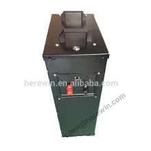 Solar battery bank / 12V 24V 48V 100Ah 200Ah 400Ah LiFePO4 solar energy storage battery