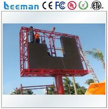 outdoor full-color led module p12.5mm xxxx image 3g android brand tablet pc Leeman running message text led display board