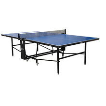 Wholesale double folding pingpong mobile table tennis table