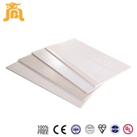 Fibre Lowes Cheap Decoration Wall Paneling Calcium Silicate Board