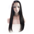 Hot Sell 20 inches Indian Remy Human Hair Lace Front Wig in Stock