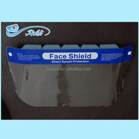 Disposable Safety Anti-fog Face Shield for splash protection