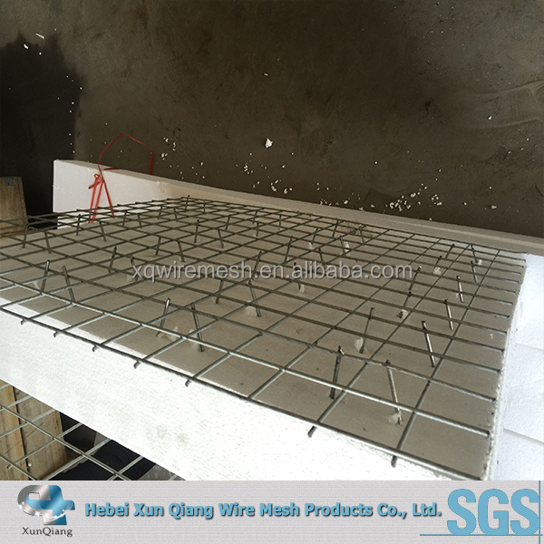 Lightweight fireproof waterproof EPS 3d wall cement panel