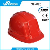 Safety Helmet With Textile Fabric ABS European style safety helmet suspension