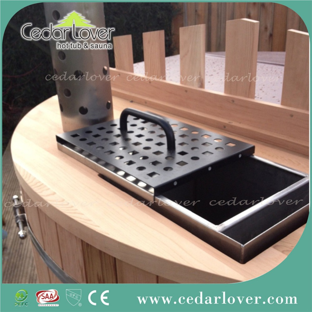 internal smokeless wood burning stove outdoor stove for hot tub