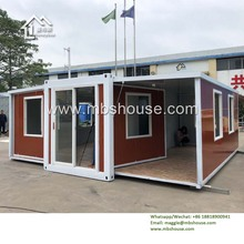 Guangzhou Movable Holiday Container Beach House