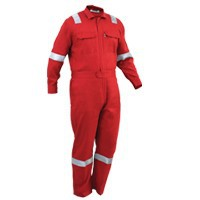 Safety Cotton Coverall Overall