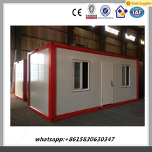 Light weight good quality prefab office container