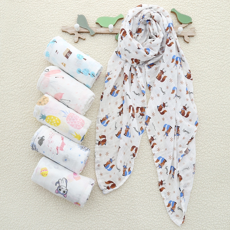 Wholesale soft newborn cotton muslin swaddle blanket <strong>baby</strong>