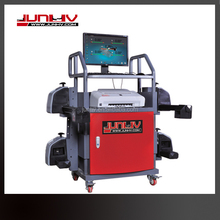 JUNHV all-digital 8 beam CCD machine four wheel aligner
