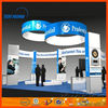 modular painting trade show display outdoor exhibition booth