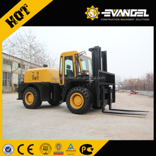 5 ton YTO Rough terrain forklift with cabin
