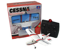 Infrared 2ch RC Mini Plane Mini Cessna Indoor plane for sales