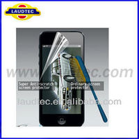 The Booming Of Diamond Film Screen Protector for iPhone 5