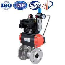 Factory sale 4 inch stainless steel 3 way ball valve