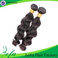 Wholesale 18inch straight brazilian 100% virgin real girl pussy hair