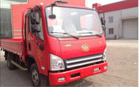 china 4x2 faw lorry transport service
