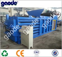 Recycling Horizontal Hay Straw Hydraulic Compress Baler