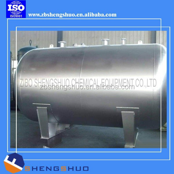 Stainless steel storage tank for chemical liquid with ISO 9001 certificate