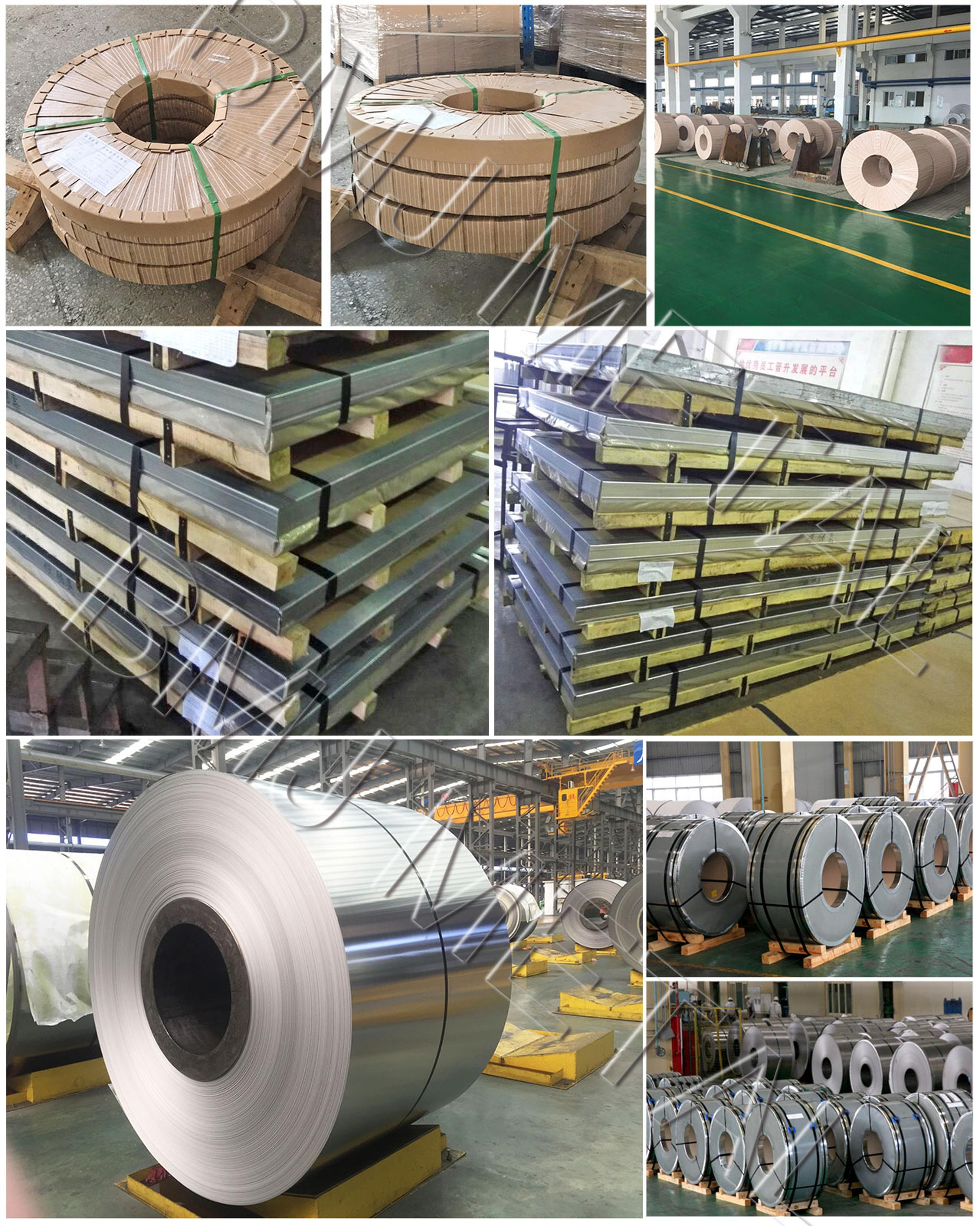 Factory Competitive Price 2B Finished SS 304 Stainless Steel Coil